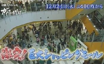 ガイアの夜明け、12月24日は巨大ショッピングモール.png